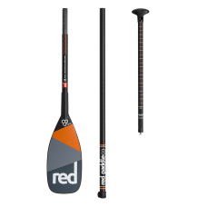 Весло SUP разборное RED PADDLE 2018 ULTIMATE CARBON (3 piece) LeverLock